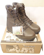 British Army - Altberg Defender Combat Brown Boots - Size 14 Wide - New in Box