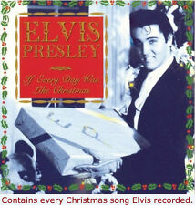 Elvis : If Everyday Was Like Christmas CD (Now deleted rare CD) (Elvis Presley)