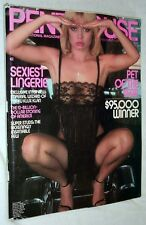 Vintage PENTHOUSE November 1978 Issue Pet of the Year