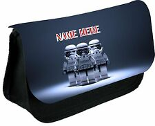 LEGO STORMTROOPERS #1 PERSONALISED PENCIL CASE