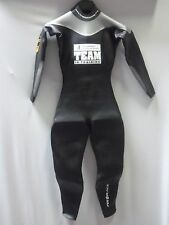 Fit2Race Team In Traning Sockeye Fullsleeve Triathlon Wetsuit Sz S2+ 140-155 lbs