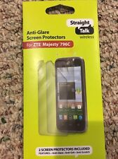 Straight Talk Screen protectors For ZTE Majesty 796C