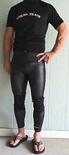 2mm Smooth Skin Wetsuit Pants, SuperStretch side panels, 7 Panels, Size: Small