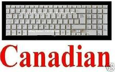 SONY SVF152C29L Keyboard - Canadian CA  - White