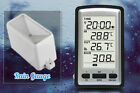 SEMI-PRO WIRELESS WEATHER STATION WITH RAIN GUAGE