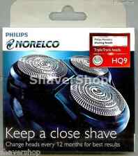PHILIPS NORELCO HQ9 SPEED/SMART TOUCH Shaver HQ 9 HEADS