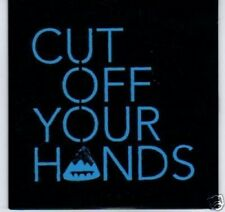 (J918) Cut Off Your Hands, Happy As Can Be - DJ CD
