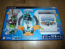 SKYLANDERS SPYRO'S ADVENTURE STARTER PACK for SONY PS3 NEW! GAME PORTAL 3 FIGURE