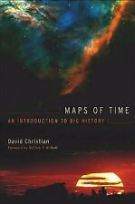 California World History Library: Maps of Time : An Introduction to Big...