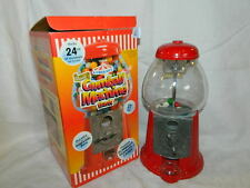 Classic Gumball Machine Bank from Carousel; Glass Globe & Metal Base