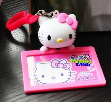 Cute Hello Kitty Silicone Luggage Tags ID Card Holder Case