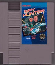 SPY HUNTER with cosmetic flaws ORIGINAL NINTENDO GAME SYSTEM NES HQ