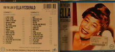 FOR THE LOVE OF ELLA FITZGERALD - ARMSTRONG & ELLINGTON ETC.  (CD P 161)