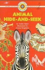 Animal Hide-And-Seek (Bank Street Level 2) Slater, Teddy Paperback