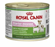 1 x Umido Royal Canin Starter Mousse per Cuccioli CANE