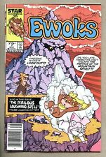 Ewoks #7-1986 fn+ Star Wars MARVEL Warren Kremer