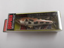 "Hard to Find Rapala Skitter Prop,SPR-7 F,Frog,2 3/4"",Ireland Made"