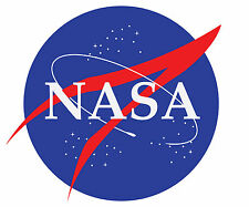 Espacio NASA Astronauta Geek Nerd con el logotipo de Hierro Camiseta Transferir Cool Luke Hemmings