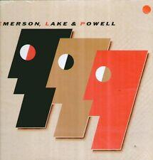 """EMERSON LIKE & POWELL """" OMONIMO """" LP SIGILLATO 1986 POLYGRAM  CANADA"""