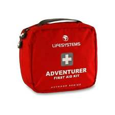 LifeSystem Adventure Mountain Bike Cycling Outdoor First Aid Kit