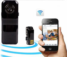 HD Camcorder Wifi Sport Mini DV Video Wireless Camera MD81 Motion DVR Nanny Cam