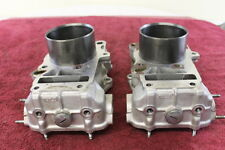 87-06 KAWASAKI VULCAN 750 1996 OEM ENGINE MOTOR PISTON CYLINDERS BLOCK JUG SET