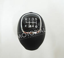 OEM Leather Gear Shift Knob 6Speed M/T For HYUNDAI VELOSTER / TURBO 2012-2014