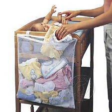 Creative Crib Dirty Clothes Storage Bag Baby Dirty Laundry Storage Hanging Bags