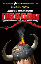 How to Train Your Dragon by Cressida Cowell SHELF WORN BOOK (Paperback, 2010)