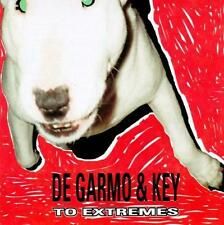 DeGarmo & Key - To Extremes (CD, 1993, Forefront, USA) SEALED UPC #084418401420