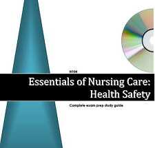 Nurx 104 Essentials of Nursing Care HEALTH SAFETY Study Guide Excelsior Exam