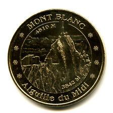 74 CHAMONIX Aiguille du Midi 2, 4810 M, 2010, Monnaie de Paris