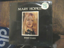 Mary Hopkin Post Card LP RARE STILL SEALED ORIGINAL 1969 US Press Apple Records