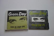 GREEN DAY - TIME OF YOUR LIFE GOOD RIDDANCE JAPANESE CD SINGLE + LTD ED VERSION