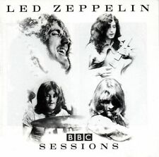 LED ZEPPELIN BBC SESSIONS BRAND NEW SEALED 2 CD SET