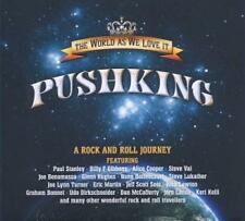 Pushking - The World As We Love It (OVP)