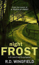 Night Frost: (Di Jack Frost Book 6) by R D Wingfield New Book