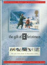 GB - ROYAL MAIL POSTERS - A4 - 1990 - CHRISTMAS