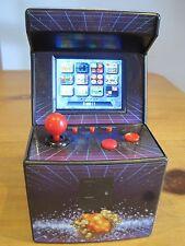 Mini Classic Arcade Machine - Portable Arcade Machine With 240 Games Boxed