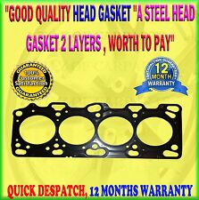 FOR MITSUBISHI LANCER EVO EVOLUTION 4 5 6 7 8 9 96  HEAD GASKET QUALITY 2 LAYERS