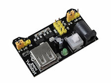 MB102 Power Supply Module 3.3V & 5V For Solderless Breadboard