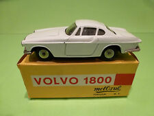 METOSUL 18 VOLVO 1800 - WHITE 1:43 - VERY GOOD CONDITION IN BOX