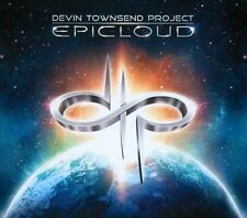 Epicloud [Deluxe Edition] [Digipak] by Devin Townsend/Devin Townsend Project...