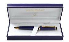 WATERMAN EXPERT BLUE & GOLD PENCIL NEW IN BOX ULTRAMARINE  OLD STYLE