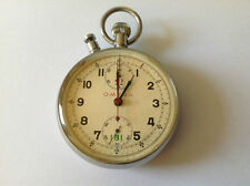 Very Rare Stopwatches OMEGA Chronograph - Olympic Games Berlin 1936 - With Book