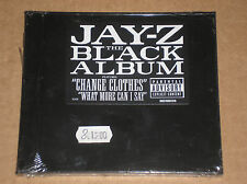 JAY-Z - THE BLACK ALBUM - CD SIGILLATO (SEALED)