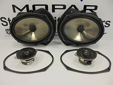 05-14 Chrysler Dodge Jeep New Premium Kicker Audio Upgrade Speaker Mopar Oem