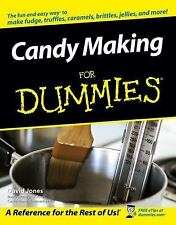 Candy Making For Dummies by Jones, David