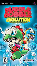 Bubble Bobble: Evolution UMD PSP GAME Sony PlayStation Portable FREE SHIPPING