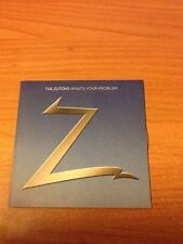 CDs PROMO THE ZUTONS WHAT'S YOUR PROBLEM DLTCDP080 UK & EU 2 TRACKS